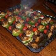 kofte kebab paprika