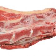 schapenvlees nek-onder
